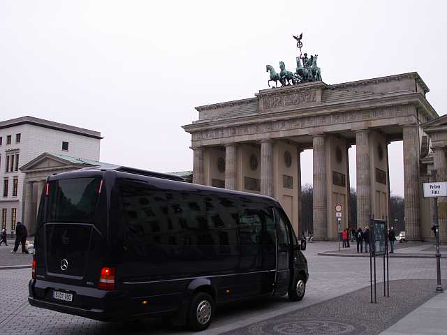 Limousinenservice Berlin - Bus
