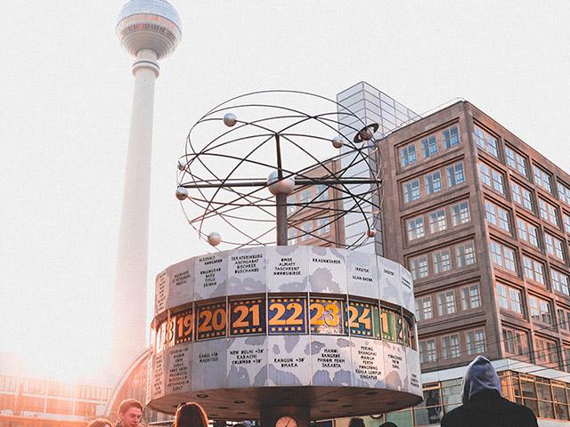 Limousinenservice Berlin Alexanderplatz