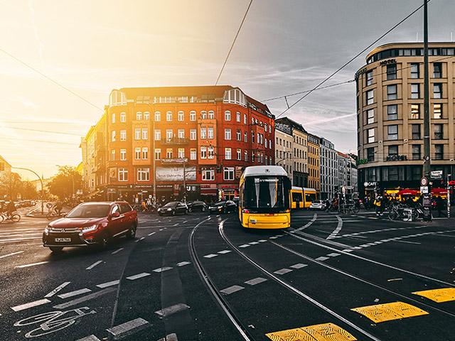 Limousinenservice Berlin Innenstadt