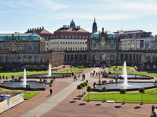 Stadtrundfahrt Tagestour nach Dresden